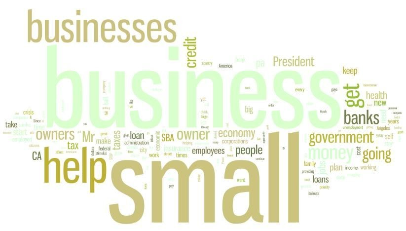 Small businesses: How to compete against the big guys